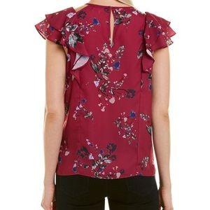 Parker Ruffle blouse
